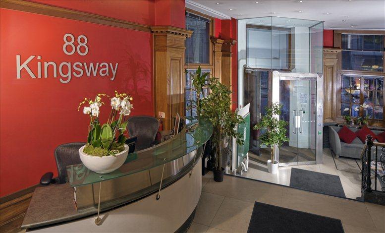 Kingsway, Covent Garden, Covent Garden, WC2B 6AA