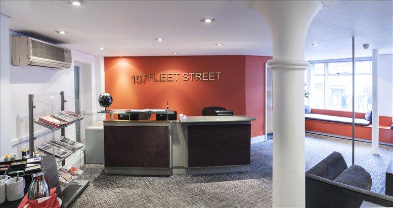 Fleet Street, Holborn, Holborn, EC4A 2AB