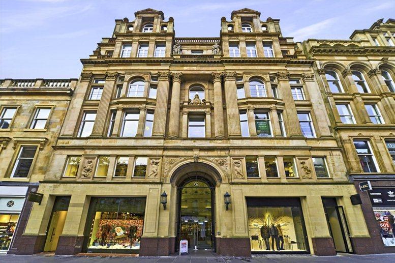 Buchanan Street, Central Glasgow, Glasgow, G1 3HL