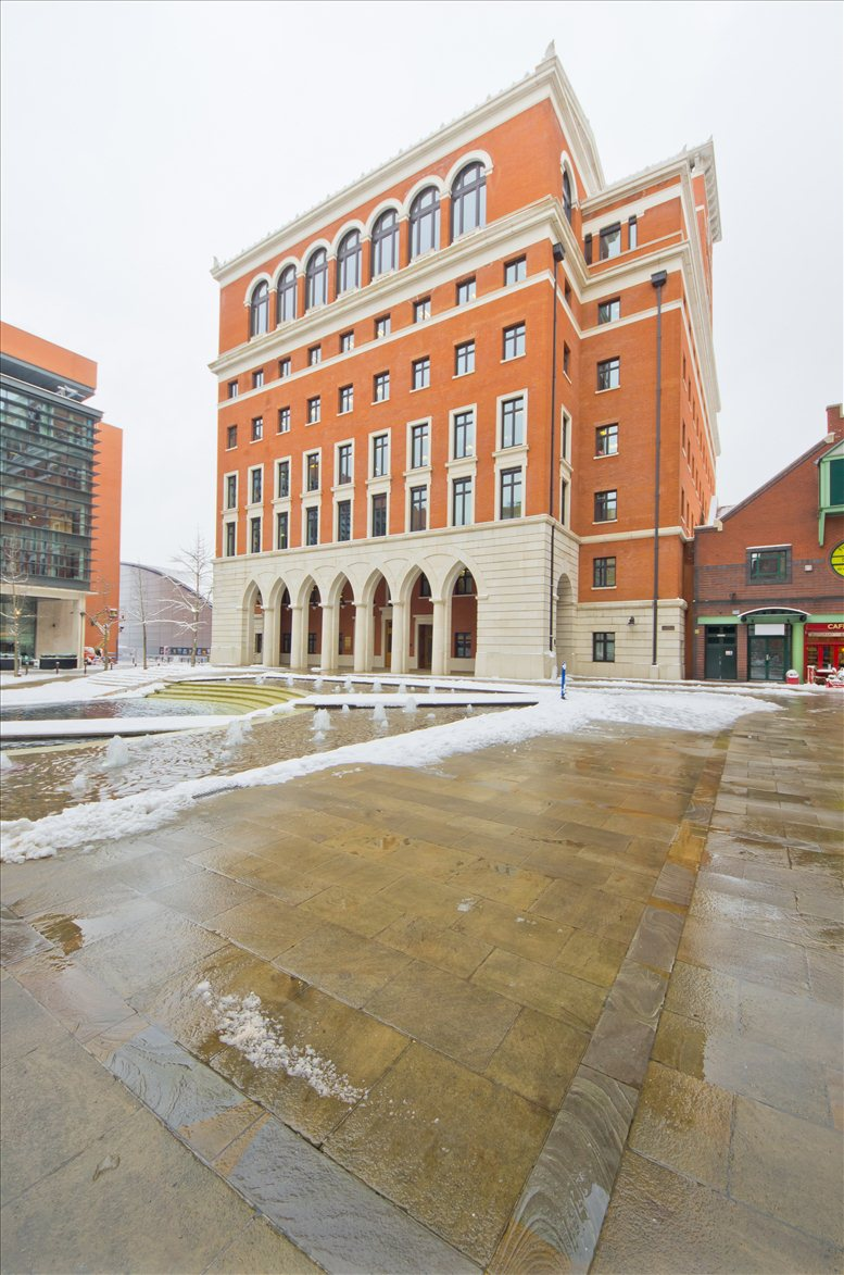 Brindley Place, Birmingham Central, B1 2JB