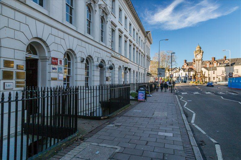 Queen Street, EX4 3SR
