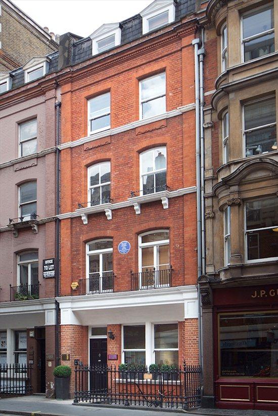 Mortimer Street, Oxford Circus, Oxford Circus, W1W 7SU