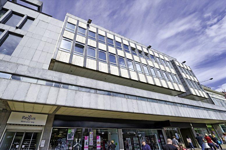 Princes Street, Central Edinburgh, Central Edinburgh, EH2 2ER