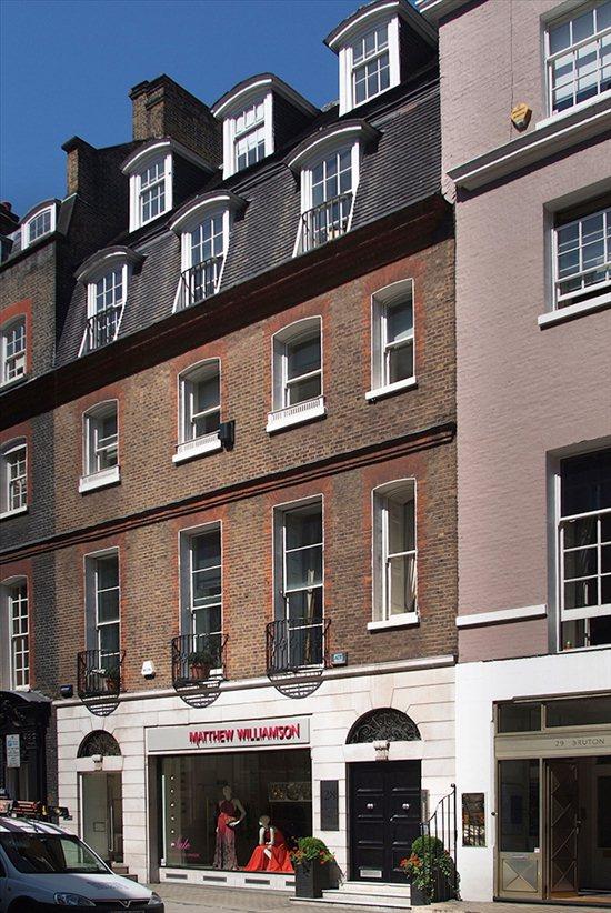 Bruton Street, Mayfair, Mayfair, W1J 6QW