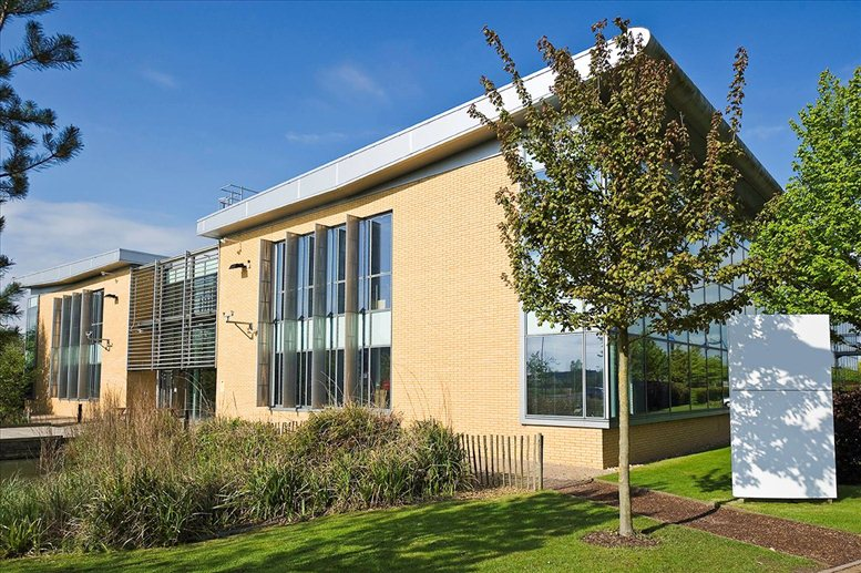 Cambourne Business Park, CB23 6DP