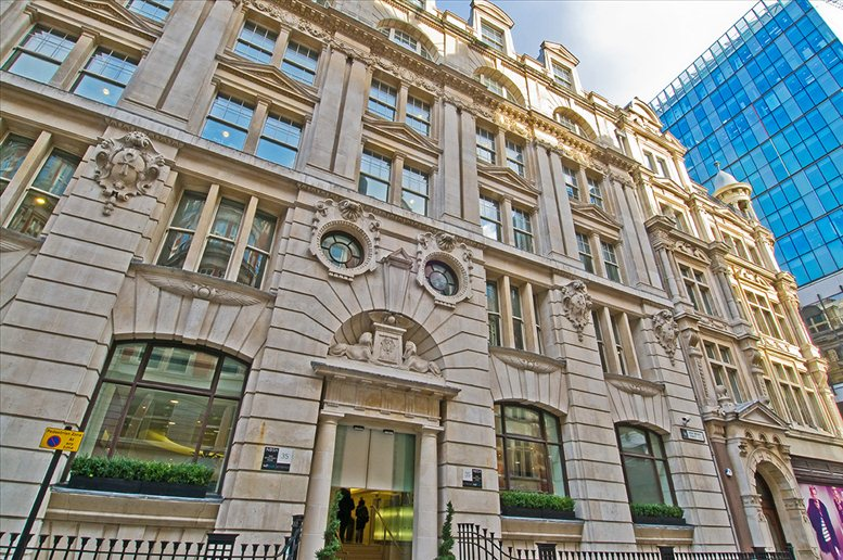 New Broad Street, City, City, EC2M 1NH