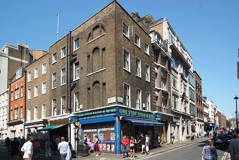 Lower John Street, Oxford Circus, Oxford Circus, W1F 9DT
