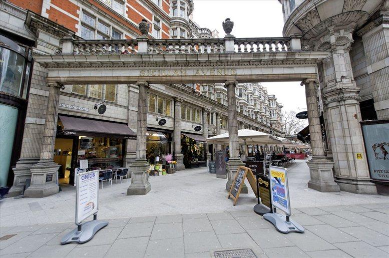 Southampton Row, Holborn, Holborn, WC1B 5HJ