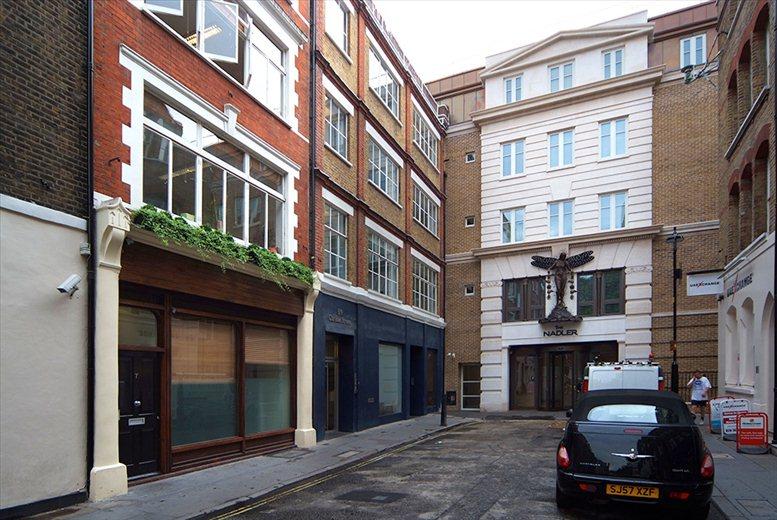 Carlisle Street, Oxford Circus, Oxford Circus, W1D 3BW