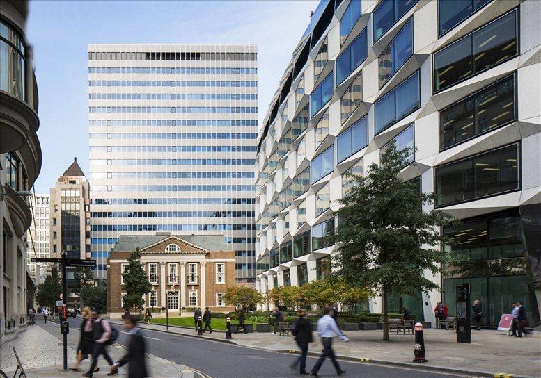 Basinghall Street, Bank, Bank, EC2V 5DE