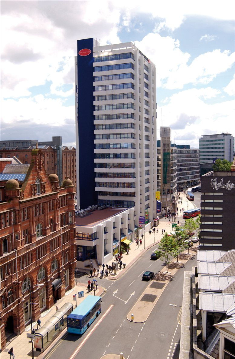 Piccadilly, Central Manchester, Central Manchester, M1 2HY