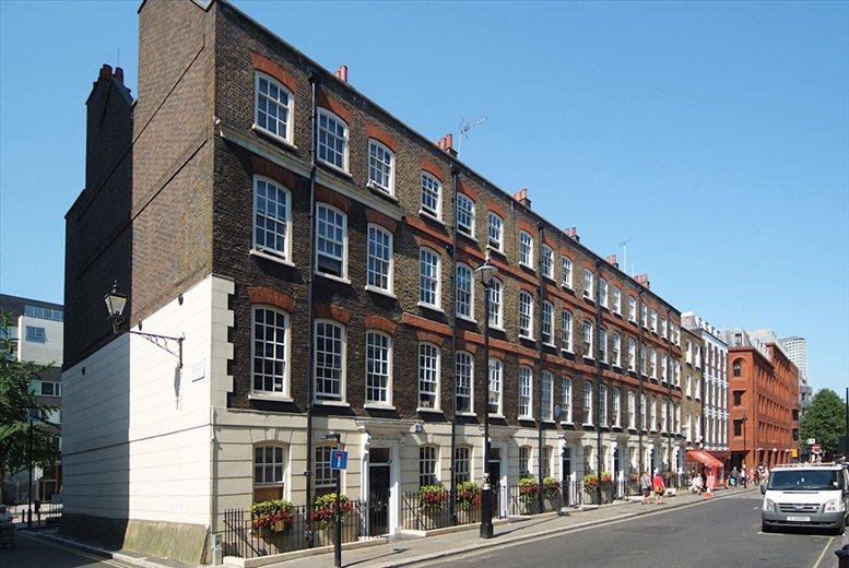 Broadwick Street, Oxford Circus, Oxford Circus, W1J 7AL