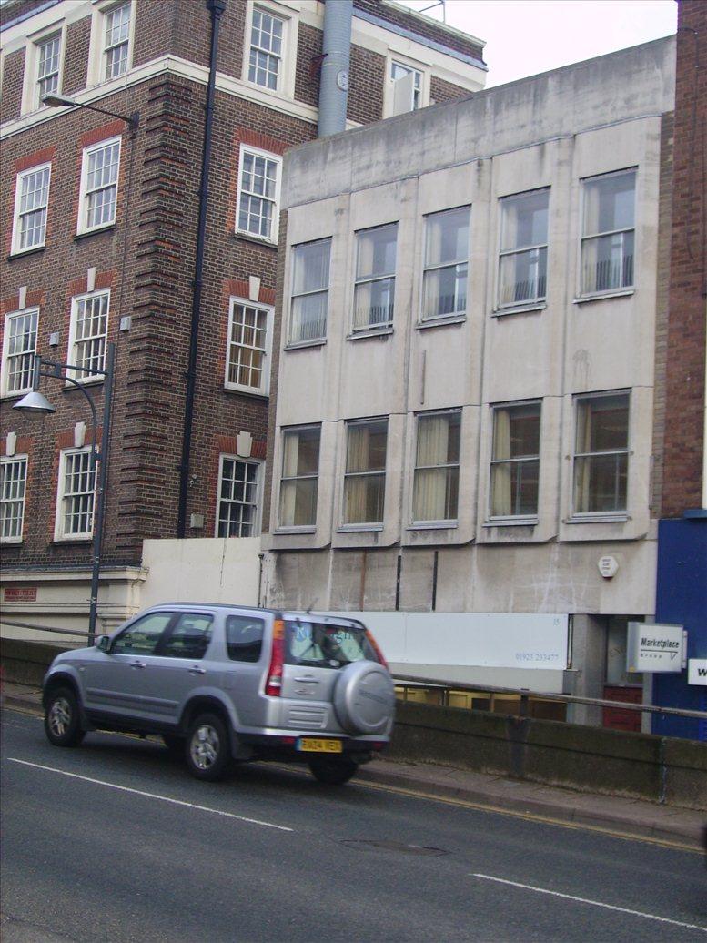 Exchange Road, North West London, North West London, WD18 0JD