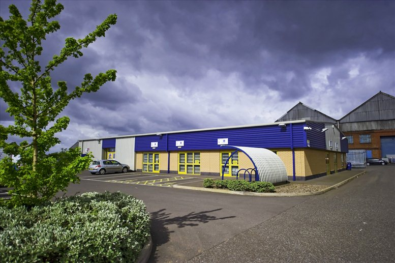 Middlemore Industrial Estate, B21 0AL