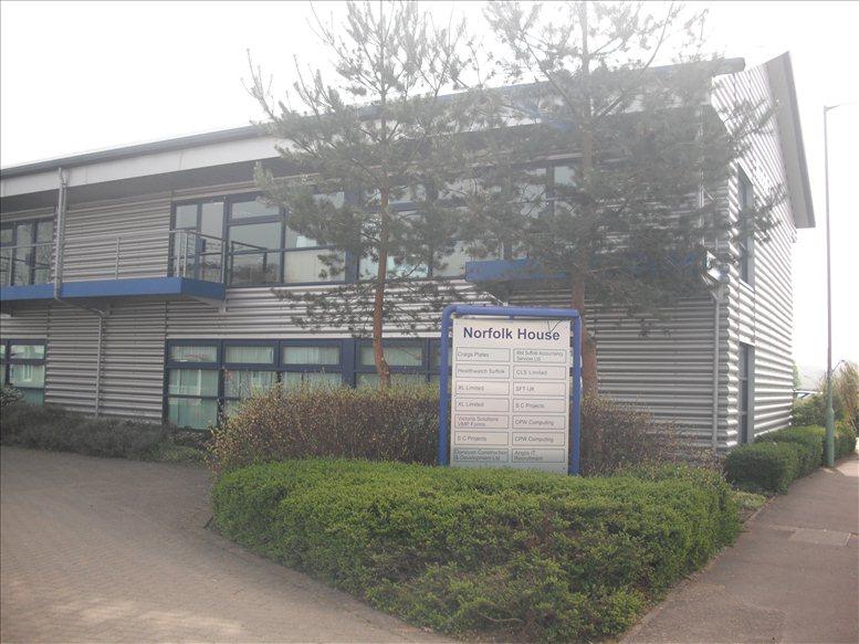 Norfolk House, Lion Barn Industrial Estate, IP6 8RW