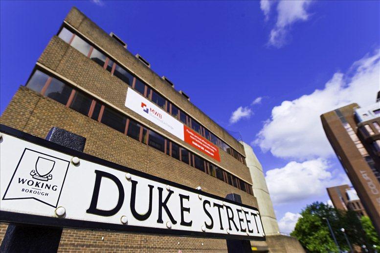 Duke Street, GU21 5AS