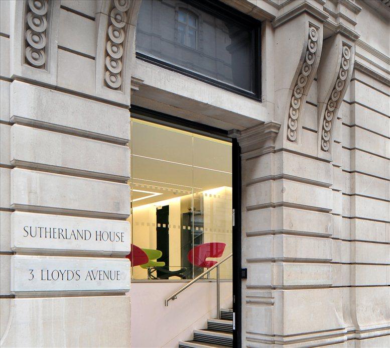 Lloyd's Avenue, Bank, Bank, EC3N 3DS