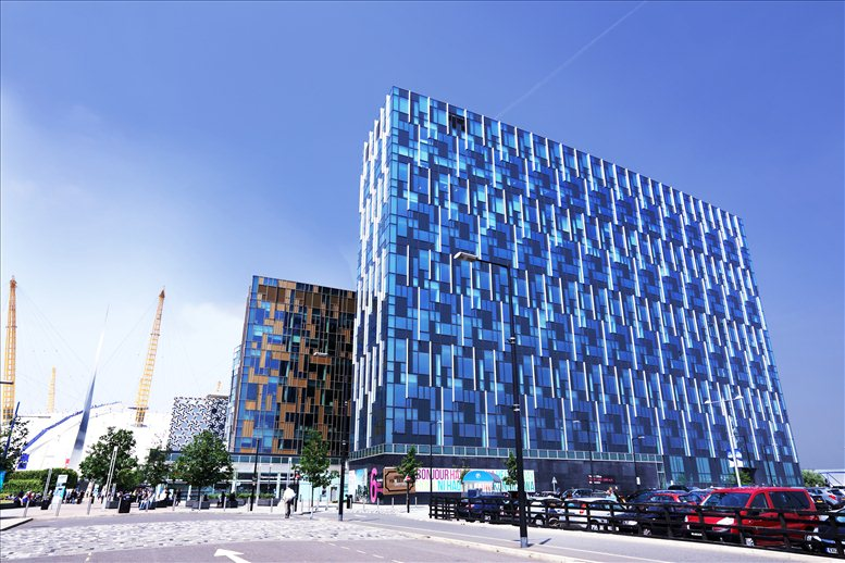 Greenwich Peninsula, South East London, South East London, SE10 0ER