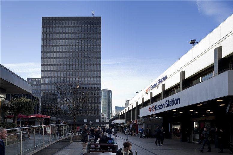 Euston Station, Kings Cross Euston, NW1 2FD