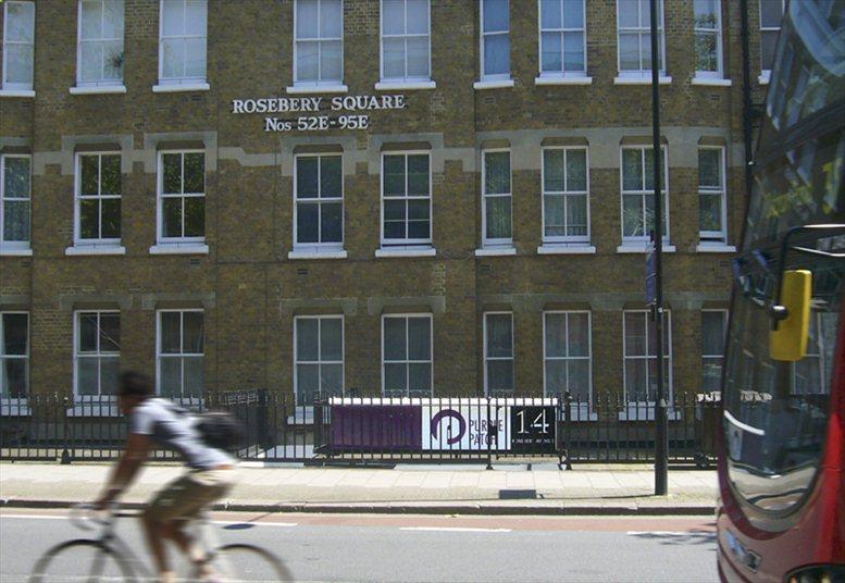 Rosebery Avenue, Clerkenwell, EC1R 4TD