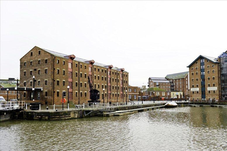 Gloucester docks, GL1 2EP