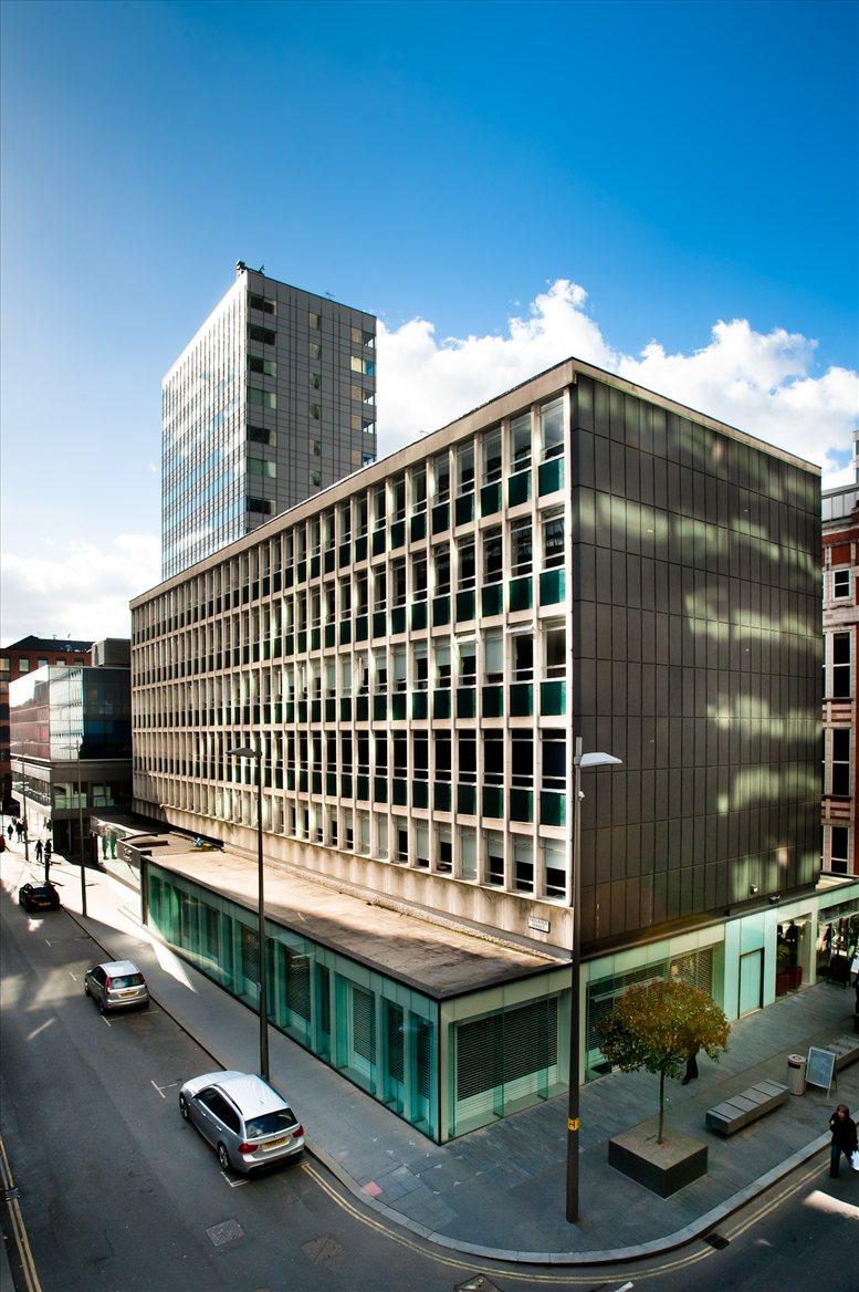 Faulkner Street, Central Manchester, M1 4DY