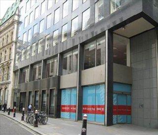 Lombard Street, Bank, EC3V 9BQ