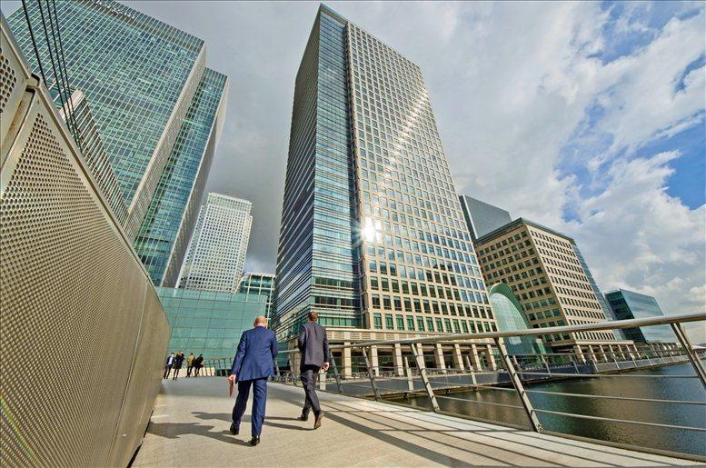 Bank Street, Canary Wharf, E14 5NR