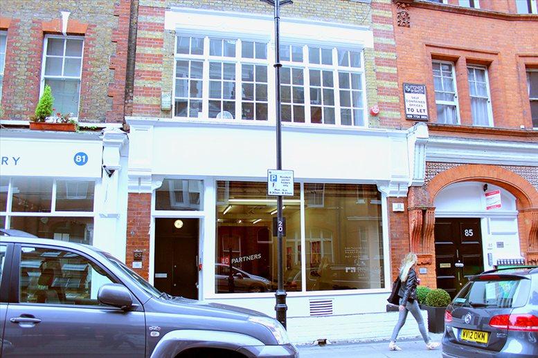 Great Titchfield Street, Regents Park, W1W 6RH