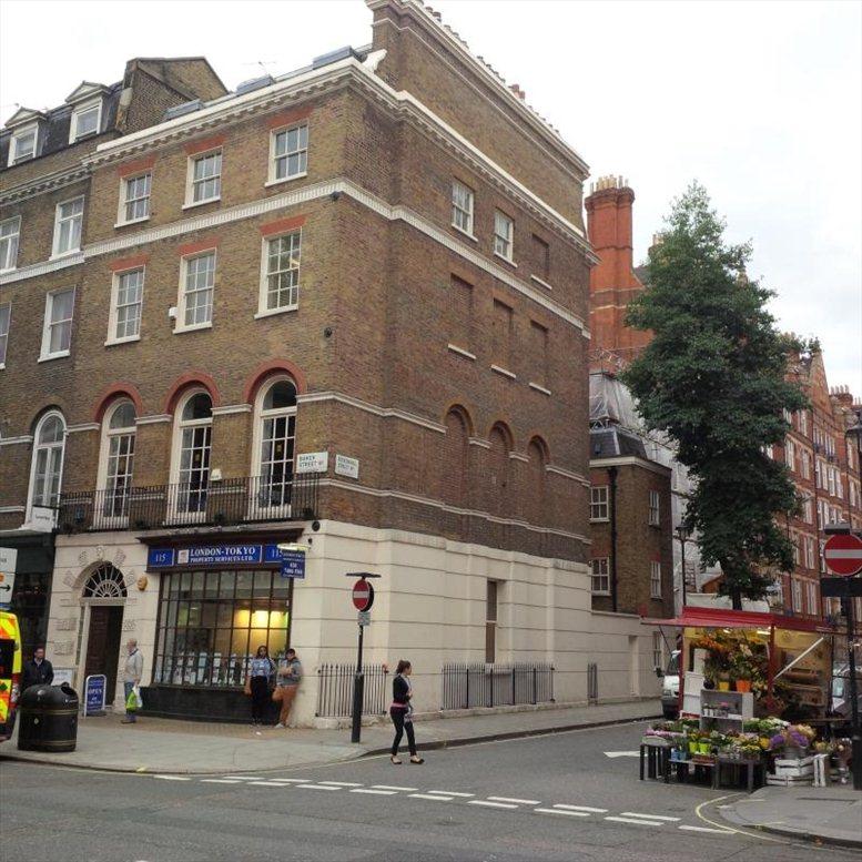 Baker Street, Marylebone, W1U 6RT