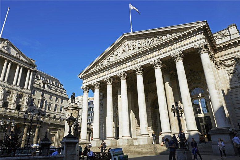 Royal Exchange, Bank, EC3V 3LL