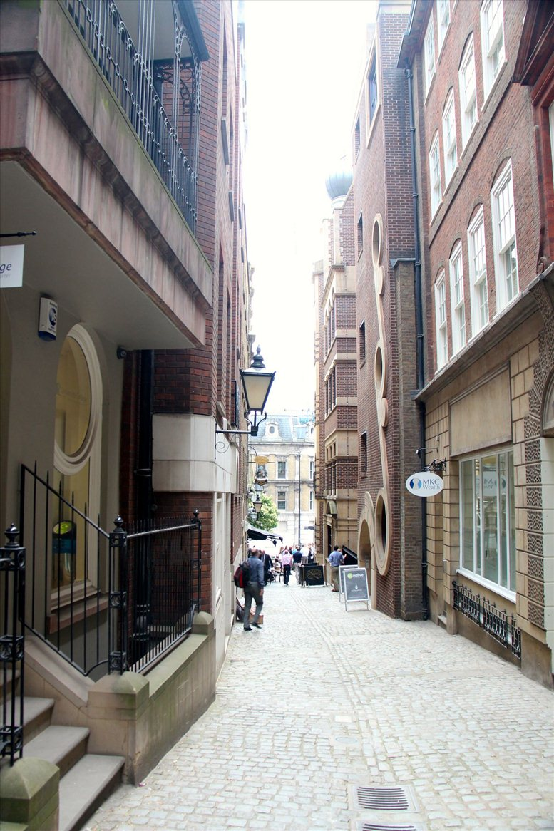 Lovat Lane, City, EC3R 8DN
