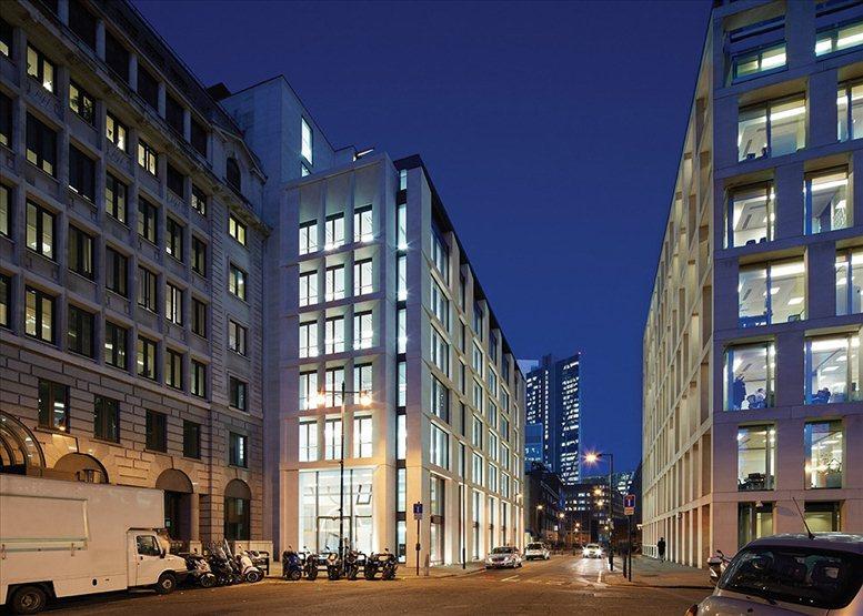 London, Finsbury Square, London City, City, EC2A 1DS