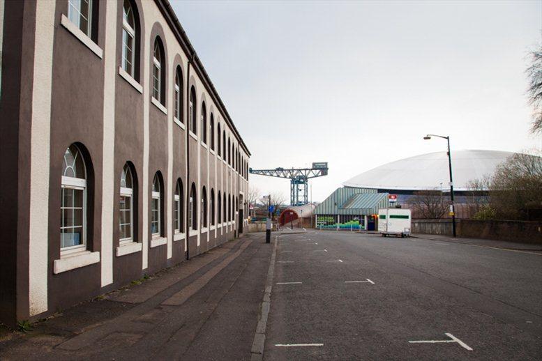 Minerva Street, G3 8LE