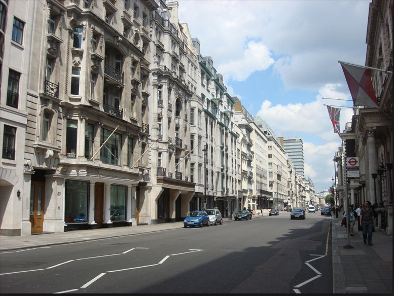 Pall Mall, Piccadilly Circus, SW1Y 5JQ