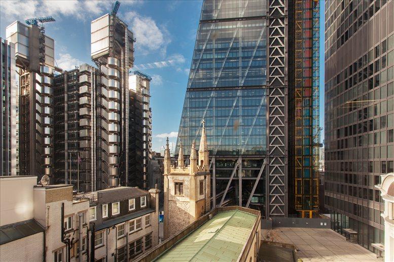 Leadenhall Street, East London, EC3A 4AF