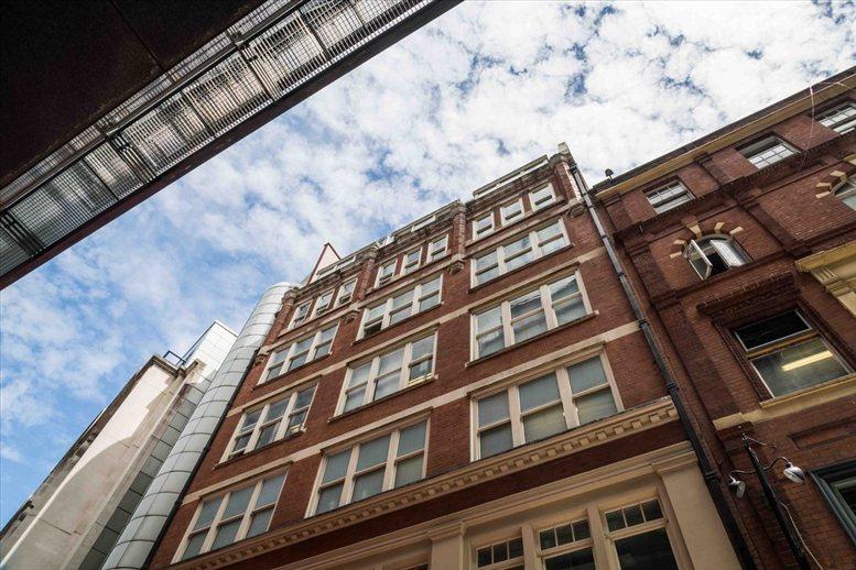 Whitefriars, Fleet Street, EC4Y 8BQ