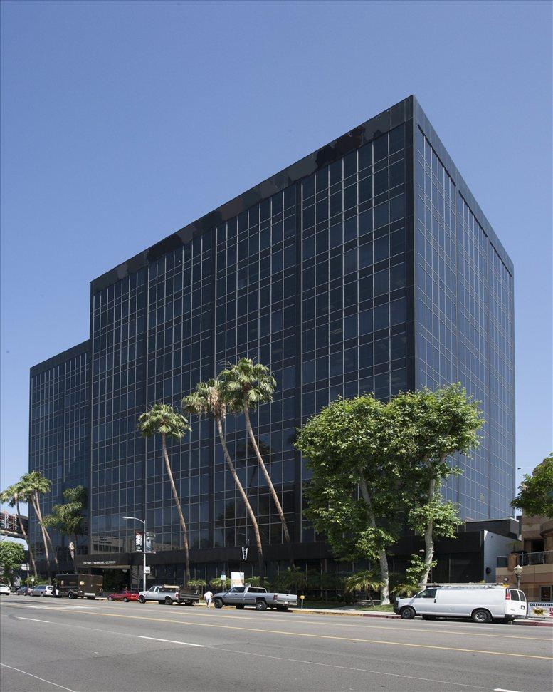 Ventura Boulevard, San Fernando Valley, San Fernando Valley, 91436-2406