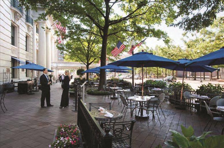 Pennsylvania Avenue, Capitol Hill, Penn Quarter, 20004-1001