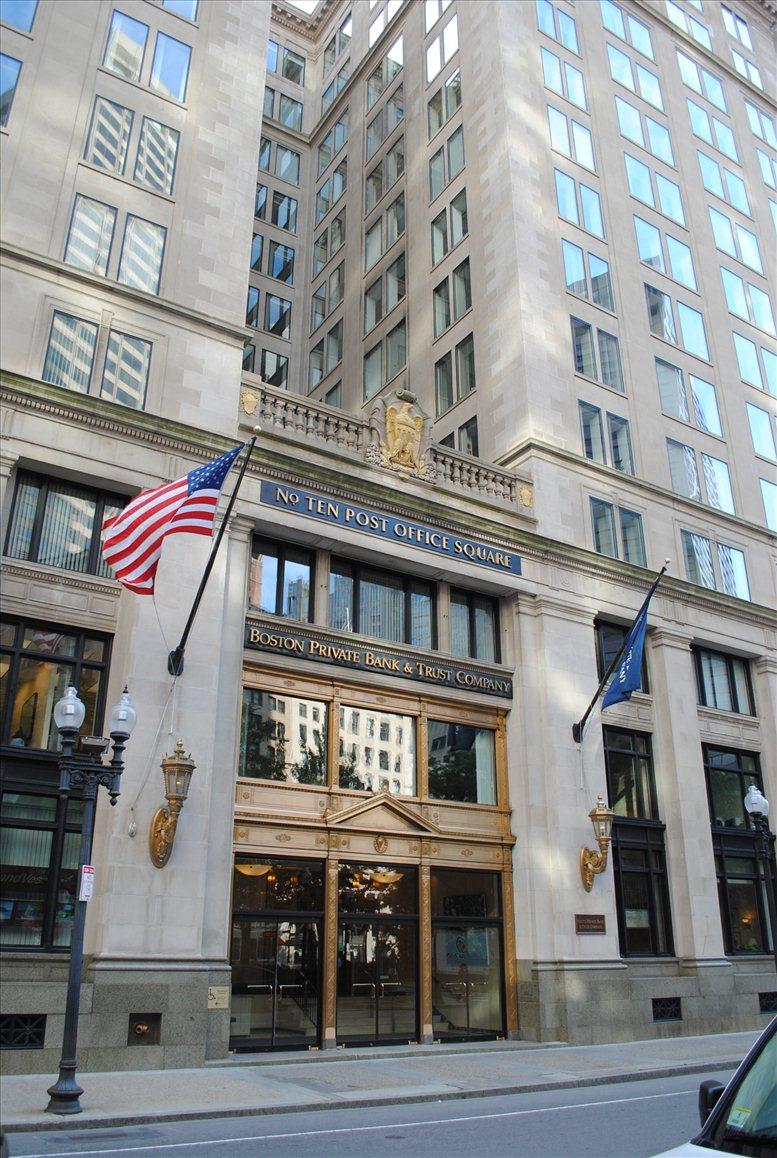 Post Office Square, Downtown Boston, Downtown Boston, 02109-4603