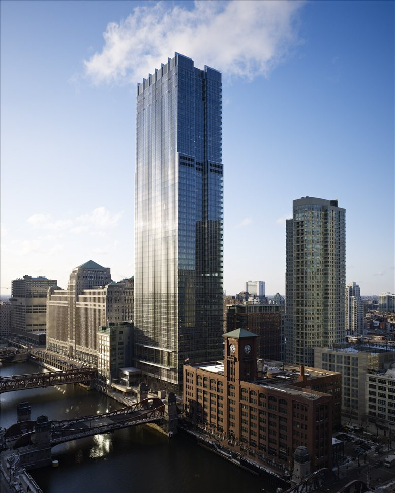 North LaSalle Street, Central and Loop, Central and Loop, 60654