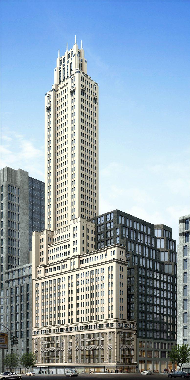 Madison Avenue, Grand Central, 10017