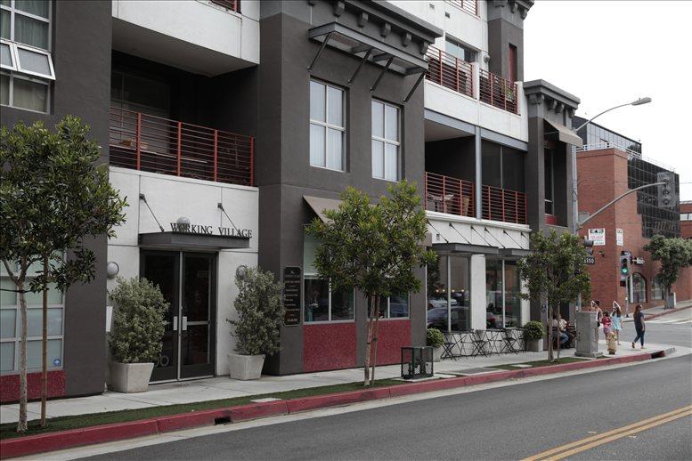 Marine Street, 90405