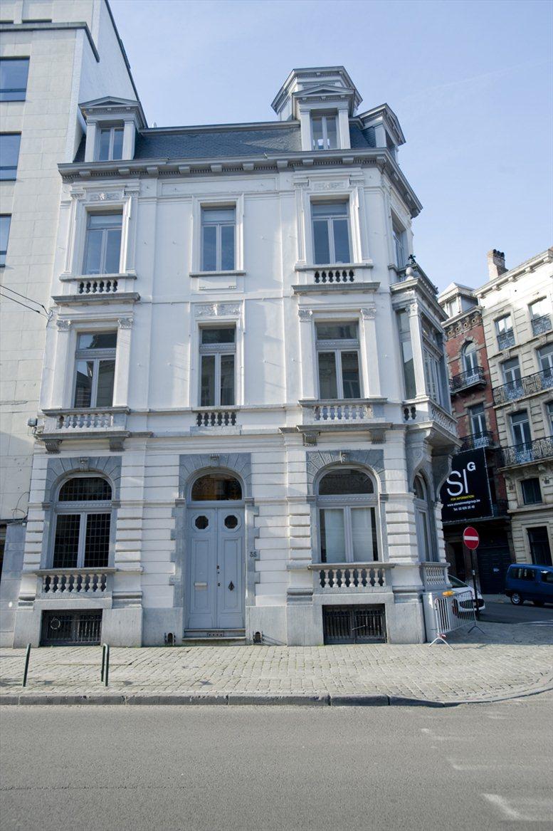 rue du Congres, Bruxelles Ville, 1000