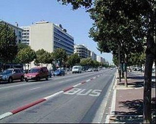 boulevard Onfroy angle 267 avenue du Prado, 6ème arrondissement, 13008