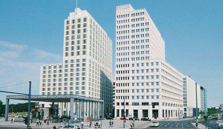 Potsdamer Platz, Berlin Mitte, Berlin Mitte, 10785
