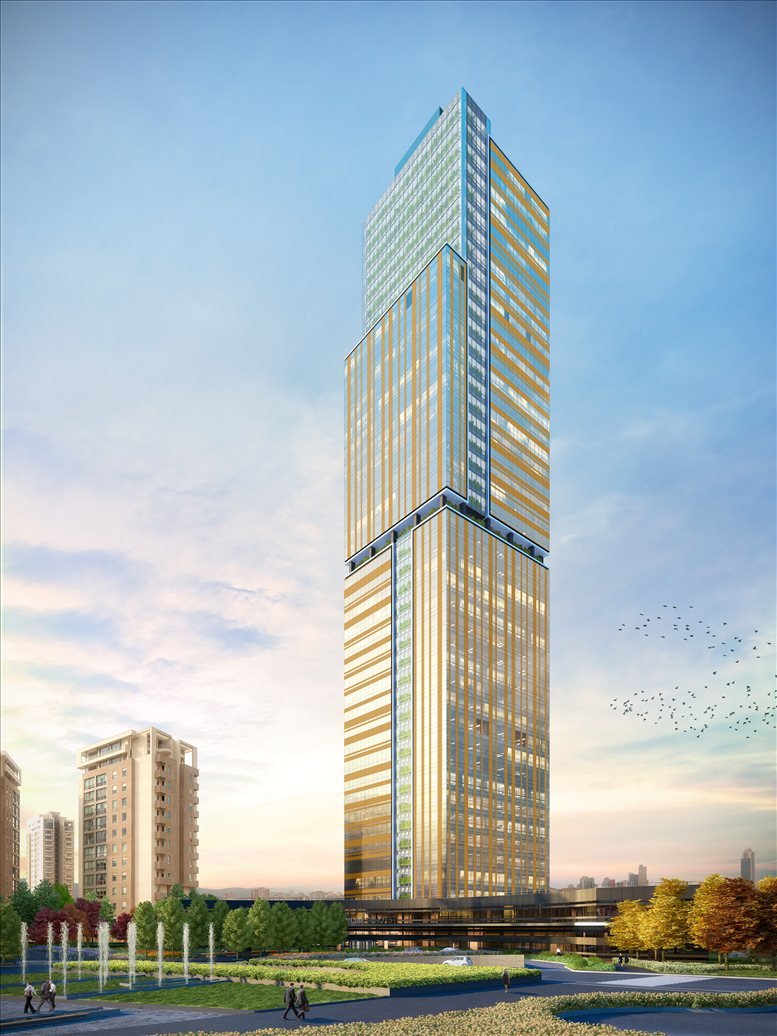 Palladium Tower, Ataşehir, Ataşehir, 34768