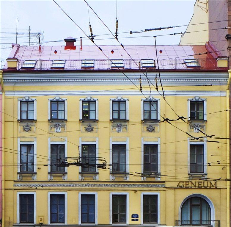 Nevsky Prospect, 191186