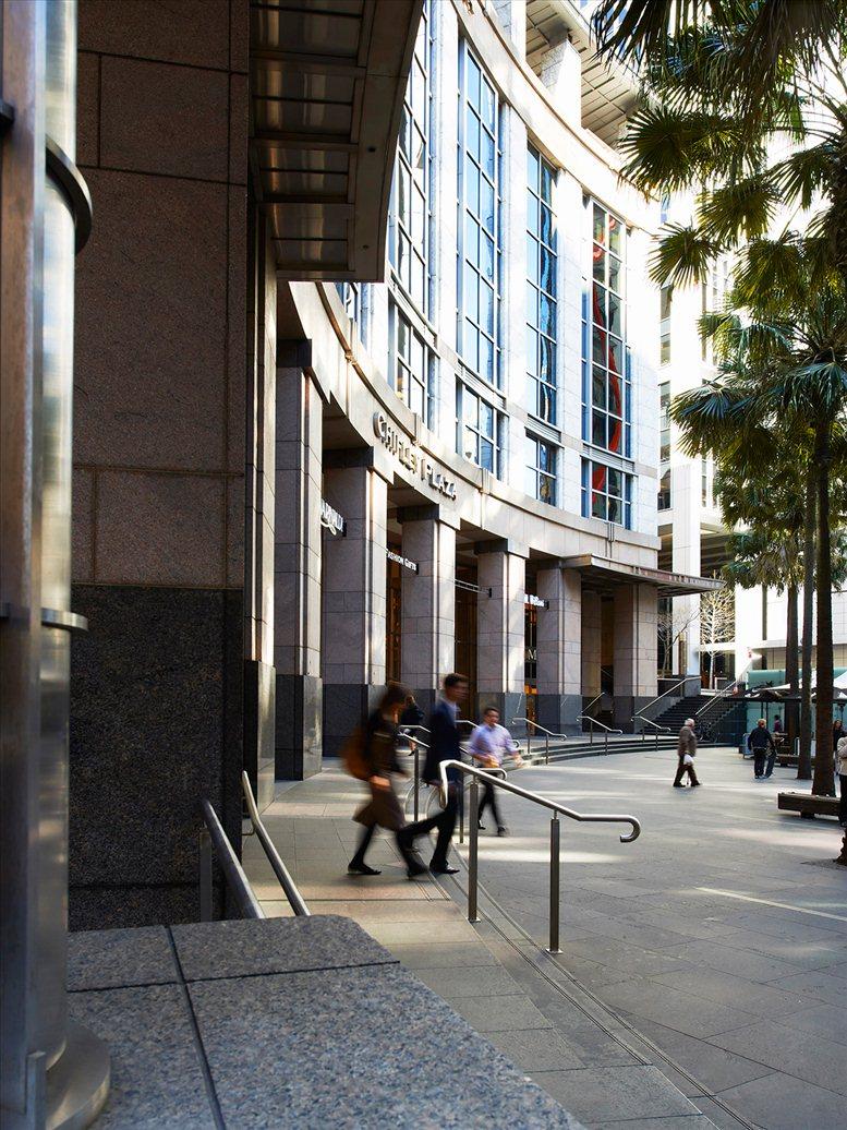 Chifley Square, Sydney CBD, 2000