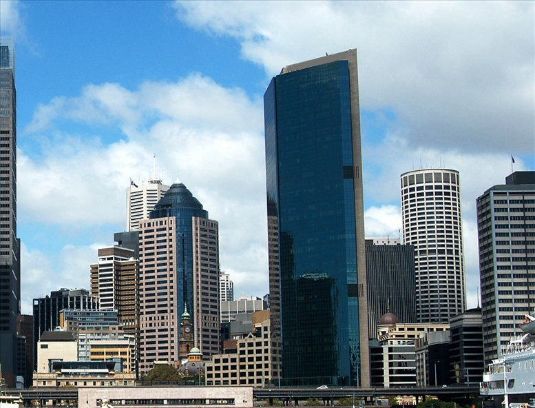 One Macquarie Place, Sydney CBD, 2000